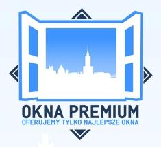 logo okna premium
