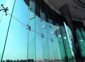 żebra szklane